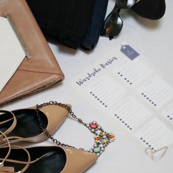Basics im Kleiderschrank